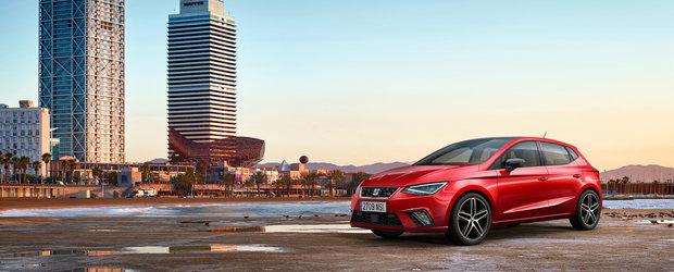 Seat isi dezamageste fanii: noul Ibiza nu va primi o versiune Cupra si nici motoare mai puternice