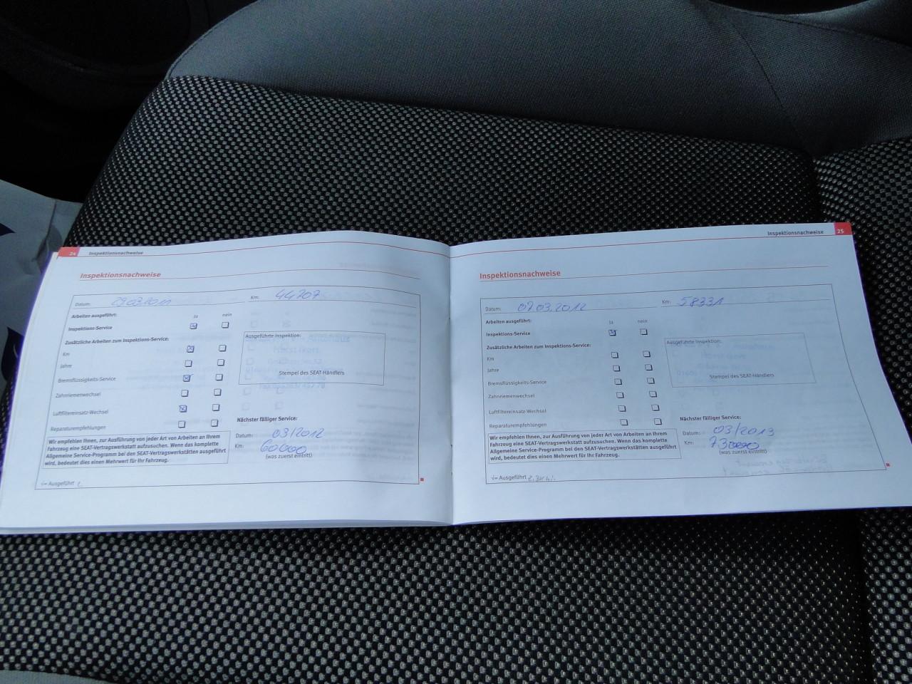 Seat Leon 1.4TSI 2009
