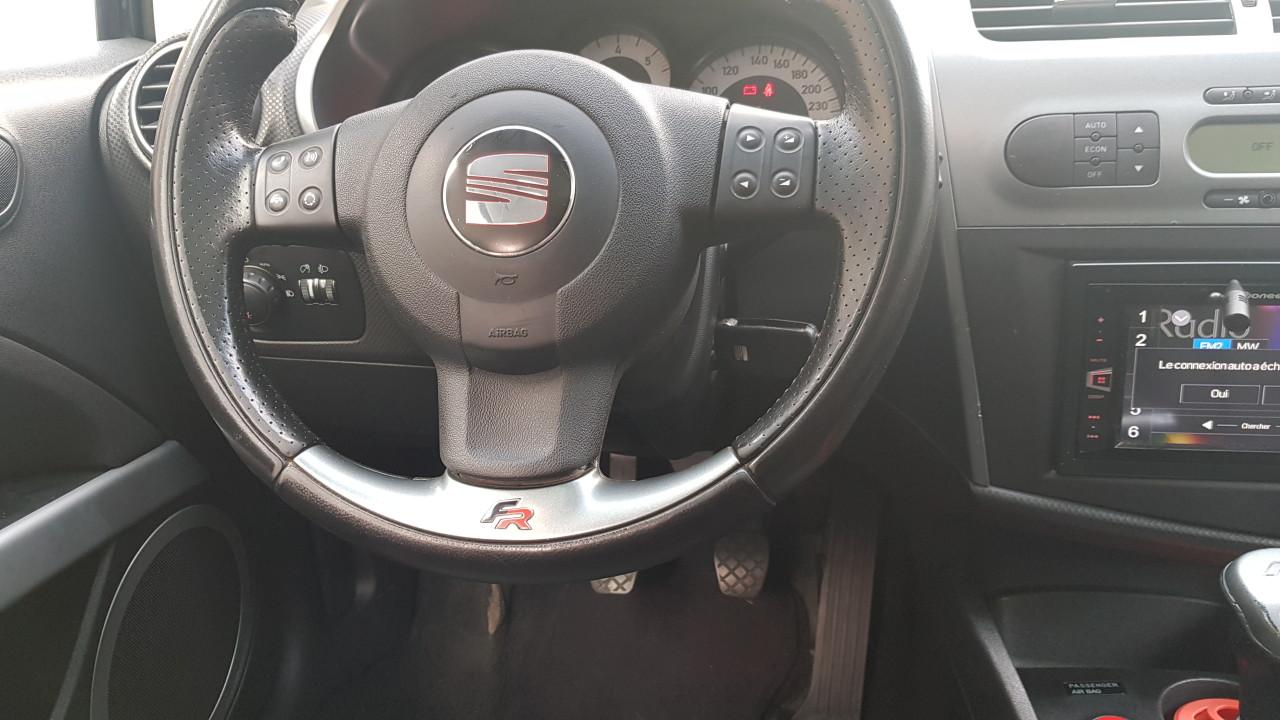 Seat Leon 200cp 2008