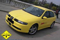 Seat Leon Galben - Ceky power