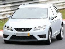 SEAT Leon ST Cupra - Poze Spion