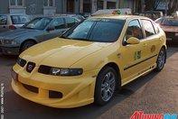 Seat Leon Taxi tuning