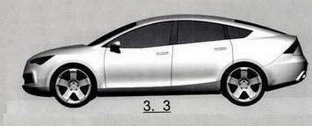 SEAT pregateste un coupe cu patru usi. Sa fie Exeo Sportback?