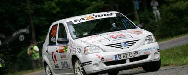 Sebastian Barbu/Razvan Hulea - Locul 3 Cupa Dacia si Locul 1 Debutanti Cupa Dacia