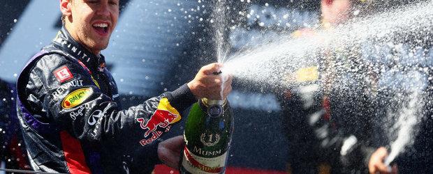 Sebastian Vettel castiga Marele Premiul de Formula 1 al Germaniei