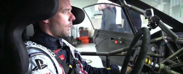 Sebastien Loeb, primele teste la bordul lui Peugeot 208 T16 Pikes Peak
