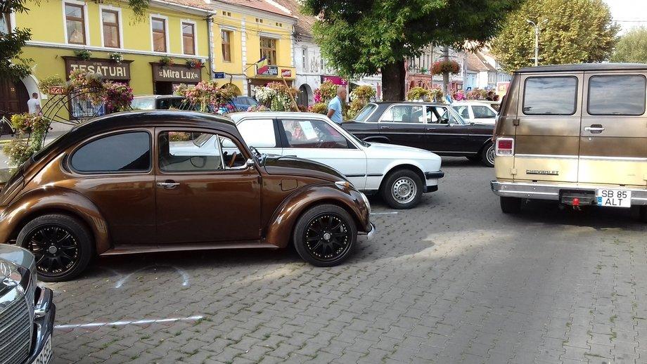 Sebes 2018-Retromobil vine in orasul tau