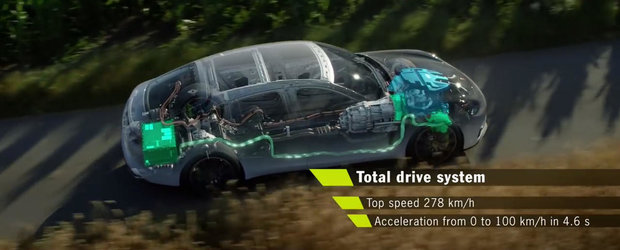 Secretele masinii care prinde 278 km/h si consuma 2.5 litri la 100 km