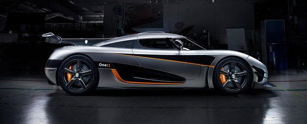 Secretele noului Koenigsegg One:1 - Jantele din fibra de carbon