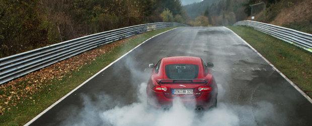 Secretele Nurburgringului: Vizita in inima Centrului de Testare al Jaguar