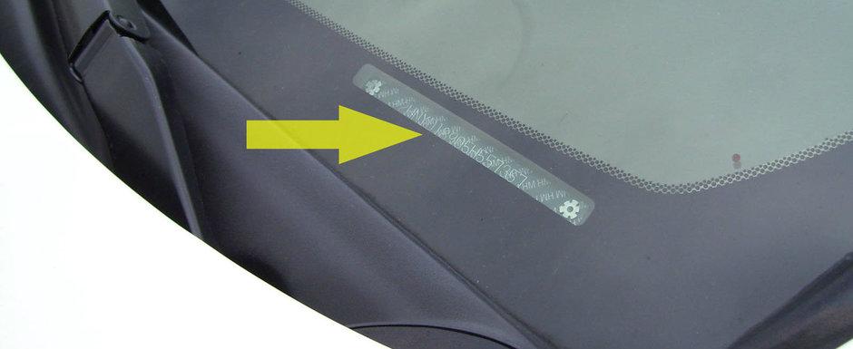 Secretele seriei de sasiu de pe masina ta