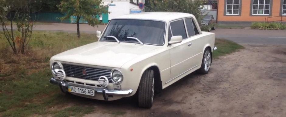 Secretul ascuns al acestei masini Lada. Are legatura cu cel mai iubit BMW din Romania