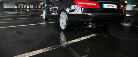 Secretul atractiei: Mercedes E500 Coupe by Vath