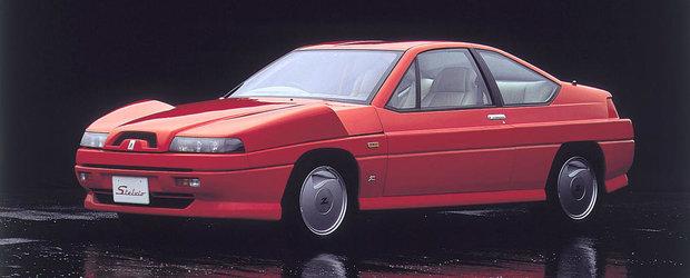 Secretul japonez: Nissan Autech Zagato Stelvio, o masina ciudata fabricata in serie