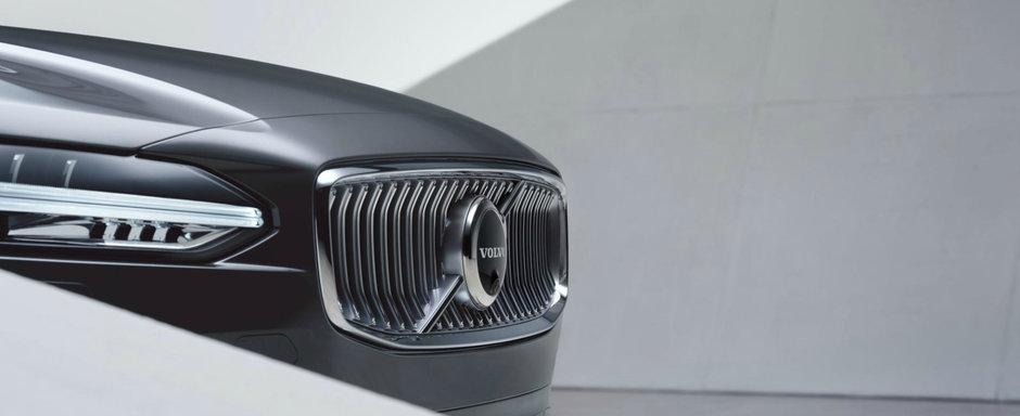 Sedanul suprem de la VOLVO a primit un facelift. Cum arata acum rivalul Seriei 5