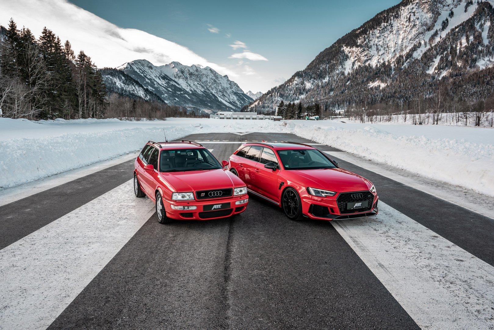 Sedinta foto ABT cu Audi RS2 si Audi RS4 Avant - Sedinta foto ABT cu Audi RS2 si Audi RS4 Avant