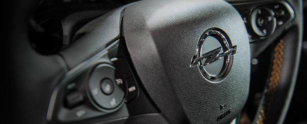 Sefii PSA s-au luat cu mainile de cap. Cati bani pierde Opel in fiecare zi lucratoare