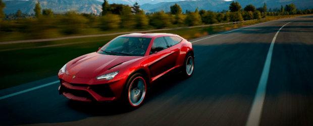 Seful Lamborghini schimba macazul odata cu lansarea SUV-ului Urus