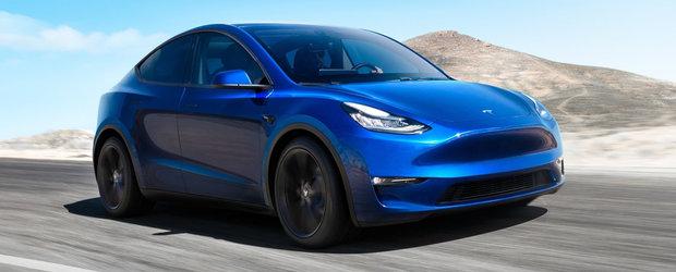 Seful Volkswagen a recunoscut ca Tesla e cu mult peste masinile germane