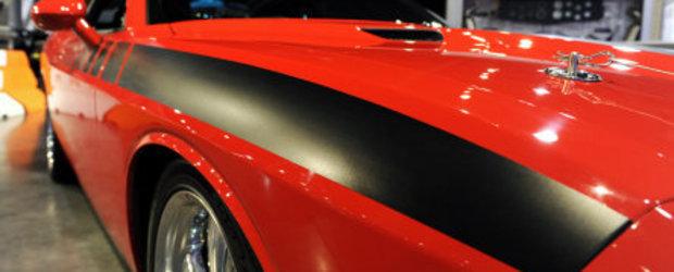 SEMA 2009: Challenger Mopar Edition - Cineva vegheaza de dupa colt