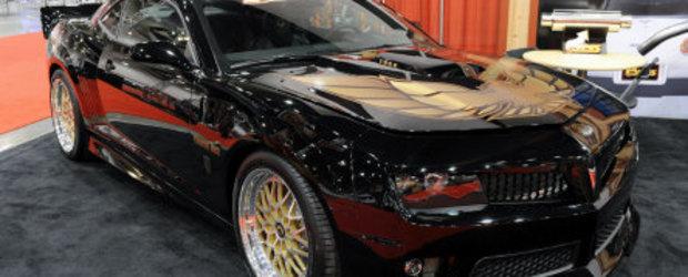 SEMA 2009: Kevin Morgan Trans-Am - Unul dintre ultimele Pontiac-uri