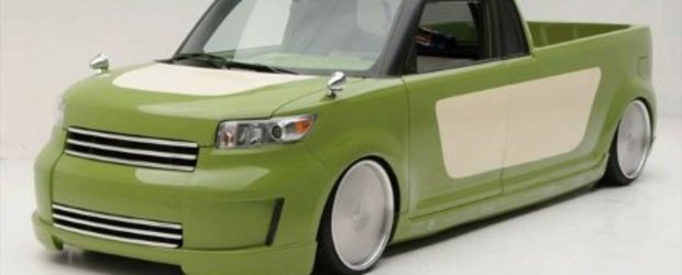 SEMA 2009: Scion xB - O Lady a Saloanelor Auto