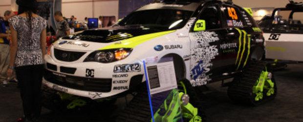 SEMA 2009: Subaru TRAX STI
