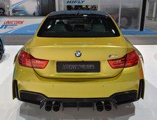 SEMA 2014: BMW M4 Coupe by Vorsteiner