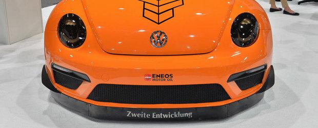 SEMA 2014: Ce-ai zice de un Beetle tunat de Rauh-Welt Begriff?