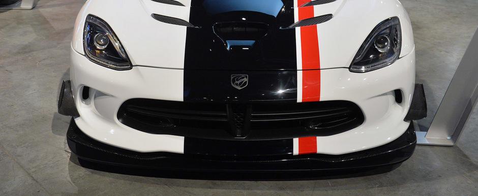 SEMA 2014: Mopar modifica tot ce prinde, de la Fiat 500 la Dodge Viper