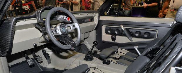 SEMA 2014: Un Chevy Chevelle cu 980 CP pentru fanii curentului retro-modern