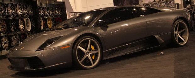 SEMA Show 2010: Standul Savini Wheels este doar o alta colectie de supercaruri cu jante de lux