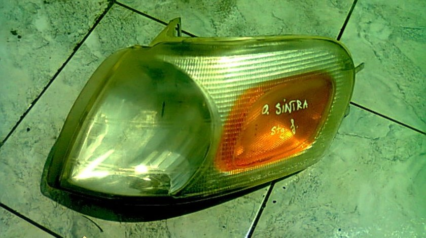Semnal Opel Sintra