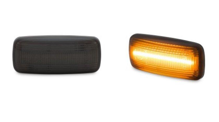 Semnale aripa Audi A2 / A3 / A4 / A6 / A8 si TT fumuriu