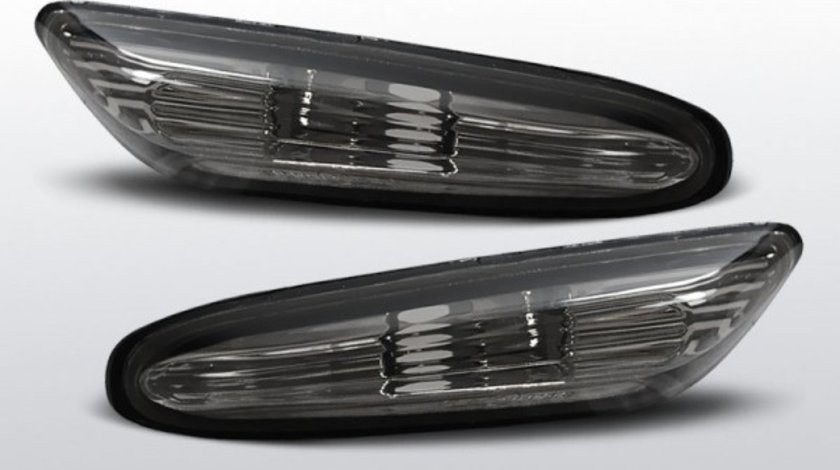 SEMNALE ARIPA BMW E46, E60/E61, X3 Fumuriu