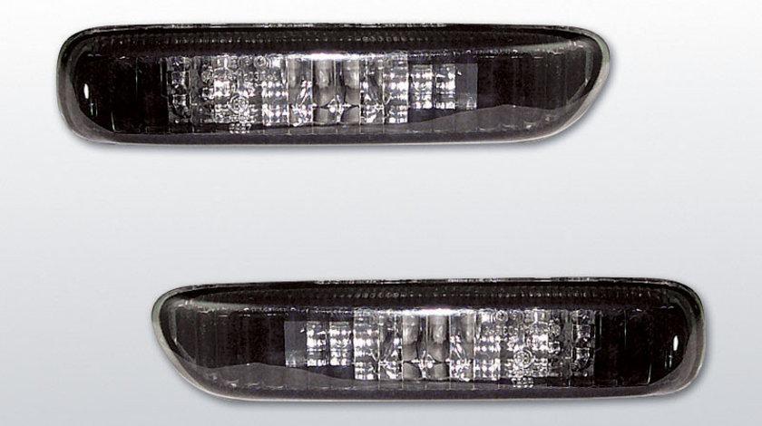 Semnale aripa BMW E46 NFL model Negru