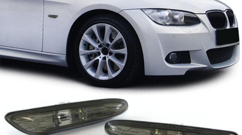 Semnale aripa BMW E81 / E82 / E87 / E88 / X1 / E90 / E91 Fumuriu
