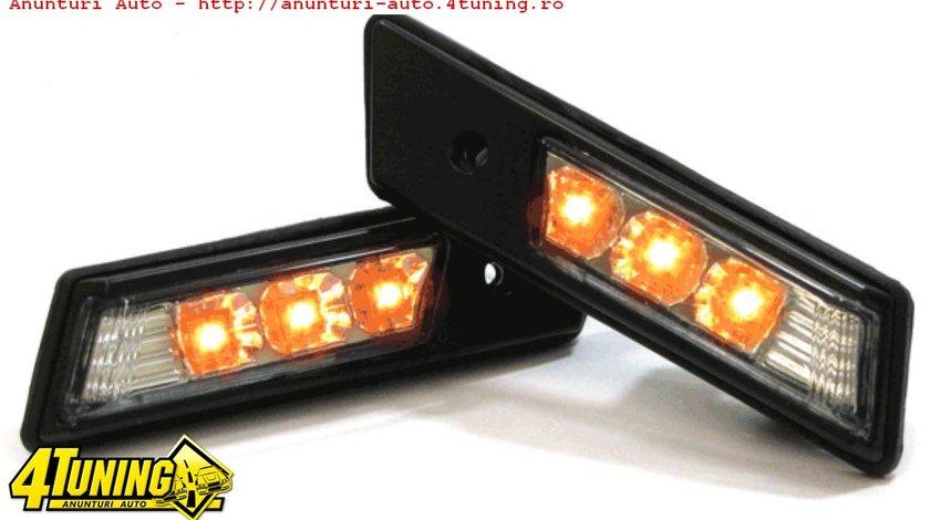 Semnale Aripa E36 si E34 Negru cu LED