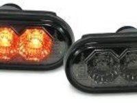 Semnale aripa VW Golf 3 / Golf 4 / Bora Fumuriu LED