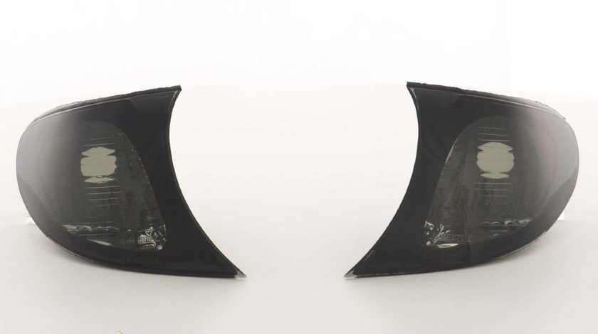 Semnale fata E46 Negre Facelift