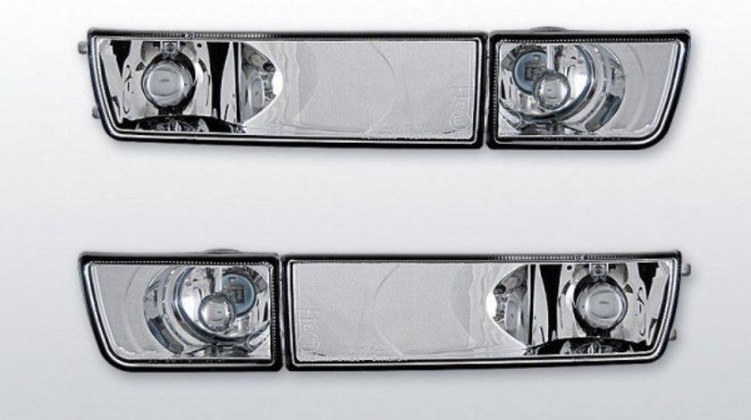 SEMNALE FATA  VW GOLF 3, VENTO, model cromat