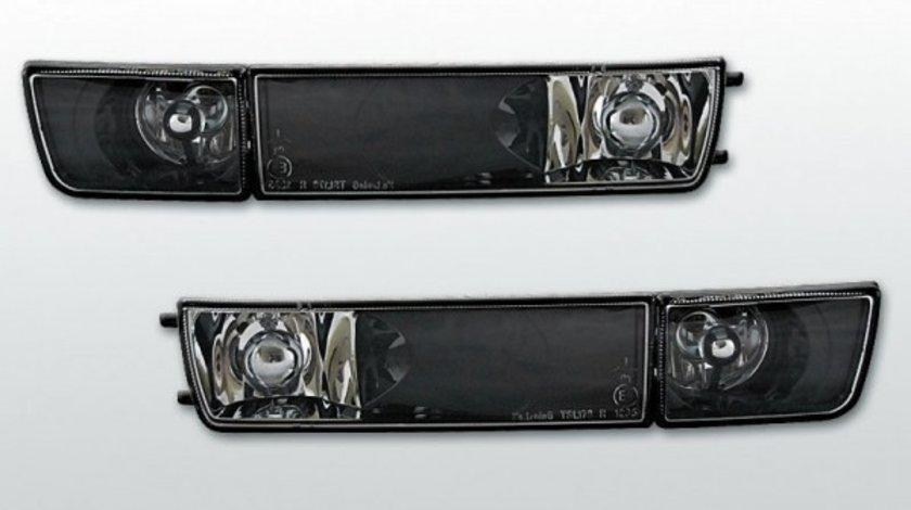 Semnale fata VW Golf 3 / Vento Negru cu Proiector