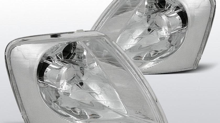 Semnale fata VW Passat 3B B5 Cromat