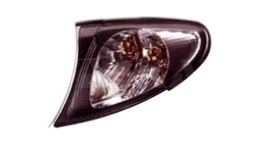 Semnalizare alba-neagra dreapta BMW Seria 3 E46 Sedan 02/05