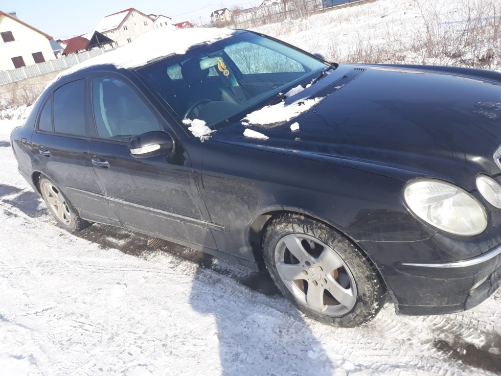 Semnalizare far Mercedes E-CLASS W211 2006 berlina om642 3.0 cdi 224hp