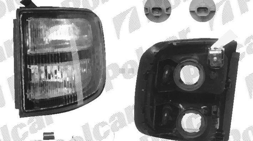 Semnalizare fata cu pozitie Mitsubishi Pajero 01.1997-12.1999 BestAutoVest partea dreapta