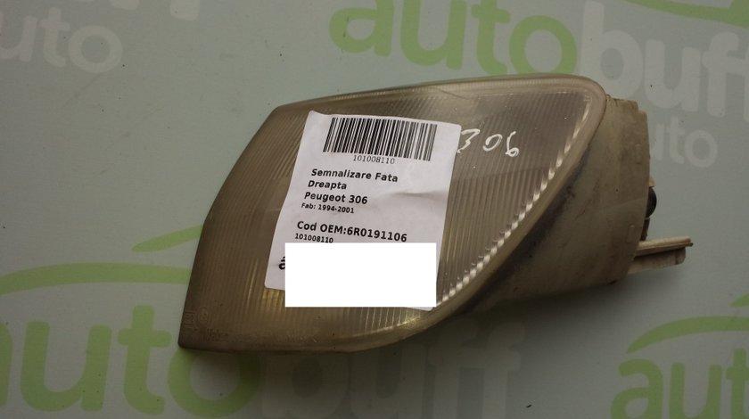 Semnalizare Fata Dreapta Peugeot 306