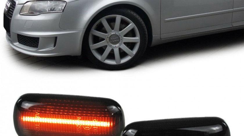 Semnalizari aripa Audi A4 B6 (dinamice)