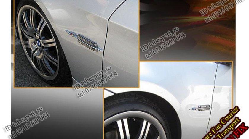 Semnalizari Aripi BMW E60 E90 Smoke Cu Led