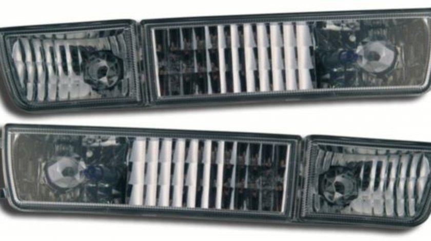 SEMNALIZARI BARA+PROIECTOR VW GOLF 3 FUNDAL CROM -COD FKRL5995